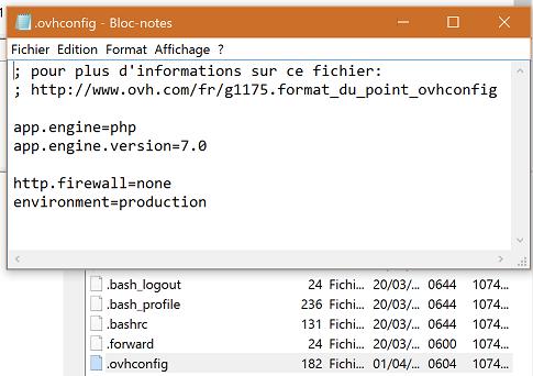 Passer à PHP 7 sur son mutualisé OVH et ainsi accélérer son site