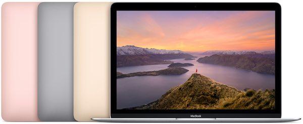 Un MacBook gris sidéral de 2016 en promo (avec une housse offerte)