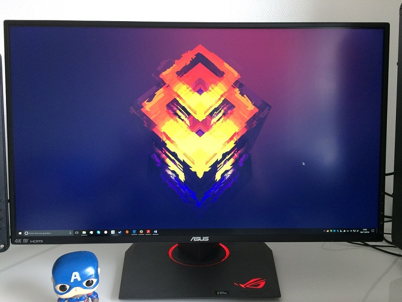 Test complet du ROG SWIFT PG27AQ