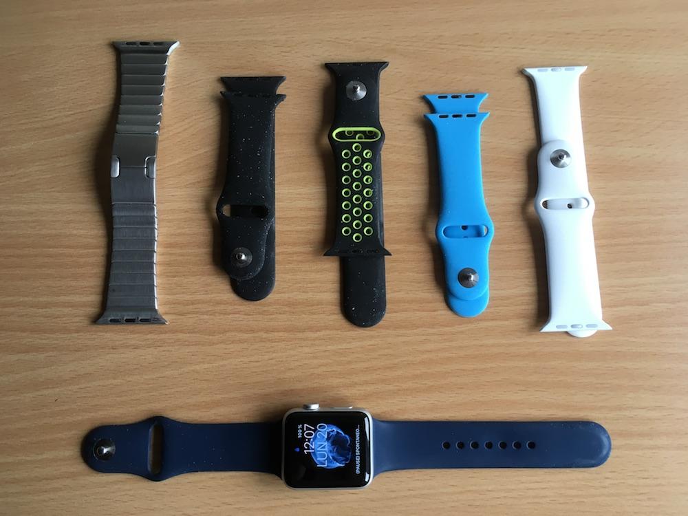 Apple Watch et bracelets