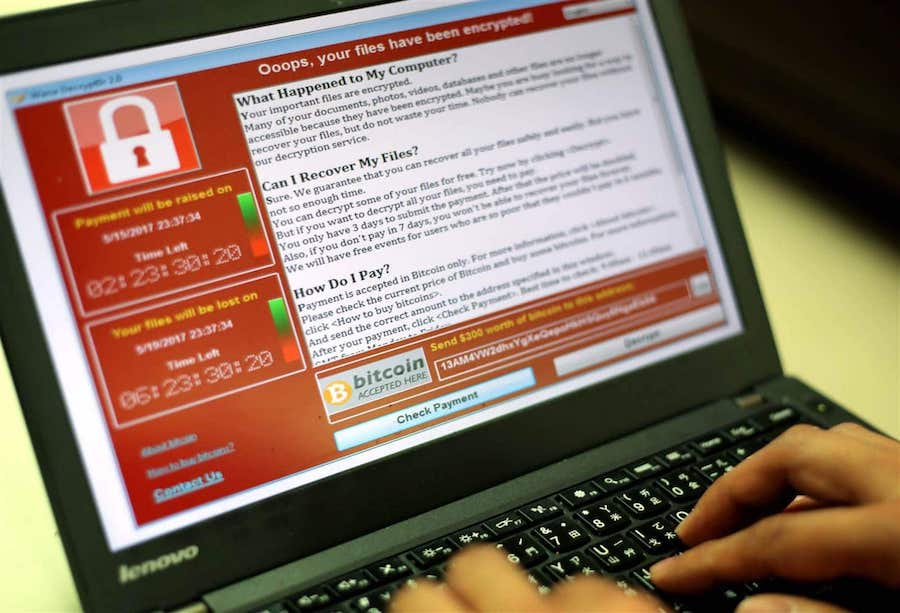 Attention aux éventuels scripts permettant de supprimer le ransomware WannaCry !