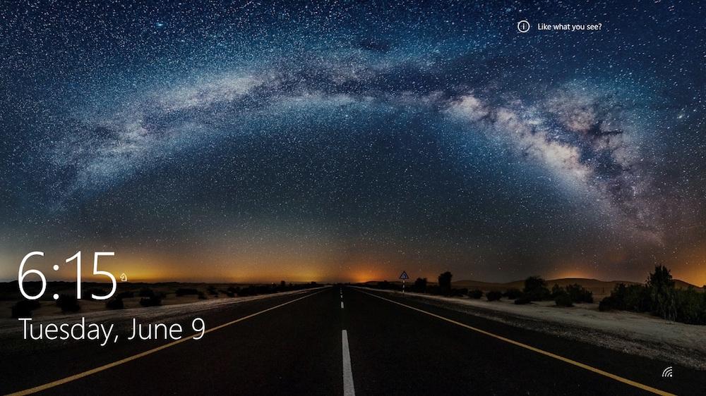 Windows 10 : Récupérer les images utilisées pour l'écran de verrouillage