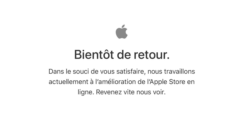L Apple Store Ferme Ses Portes Quelques Heures Avant La Keynote Sur L Education Geek On Web