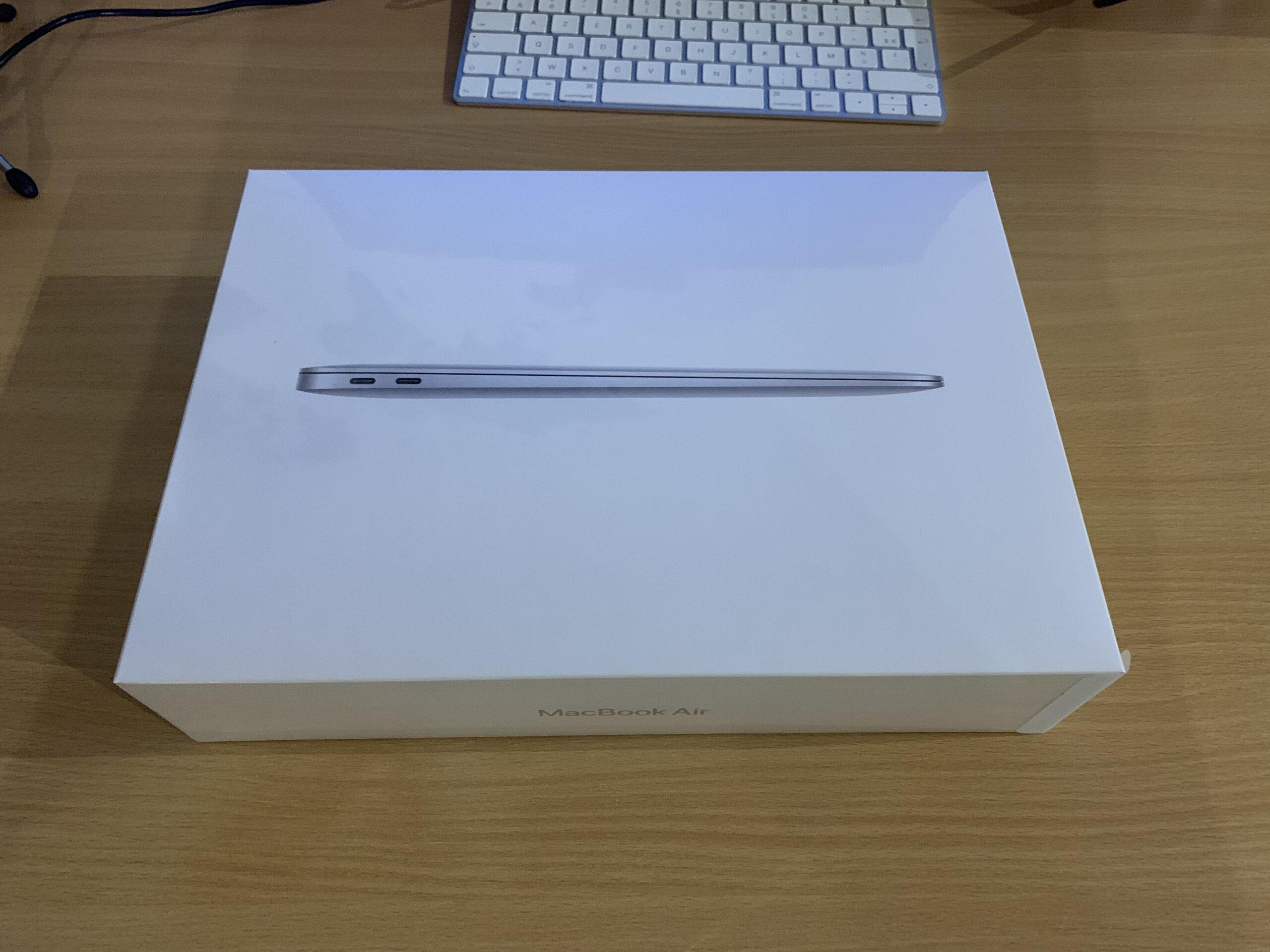 Test du MacBook Air M1 de 2020 sur deux jeux